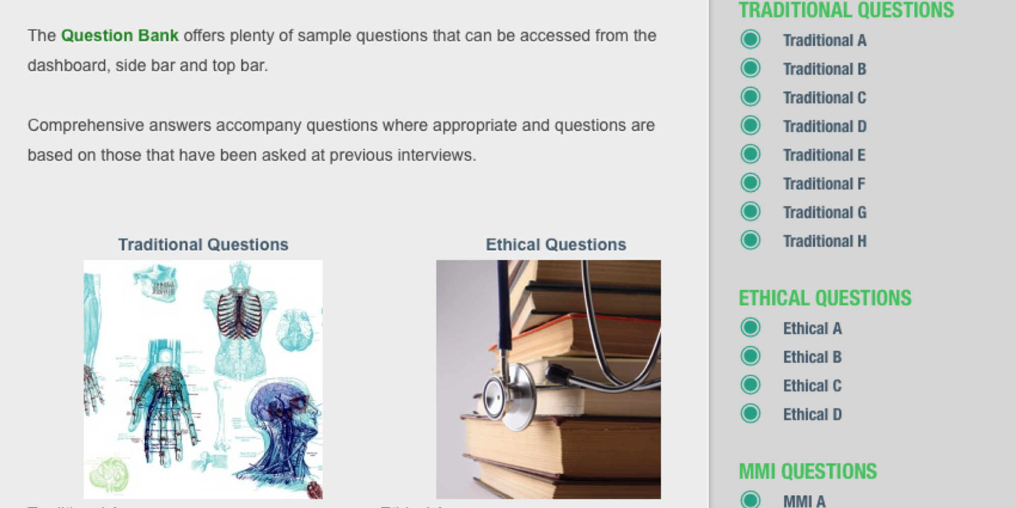 get me into medical school medical school interview question bank stacks image 1290